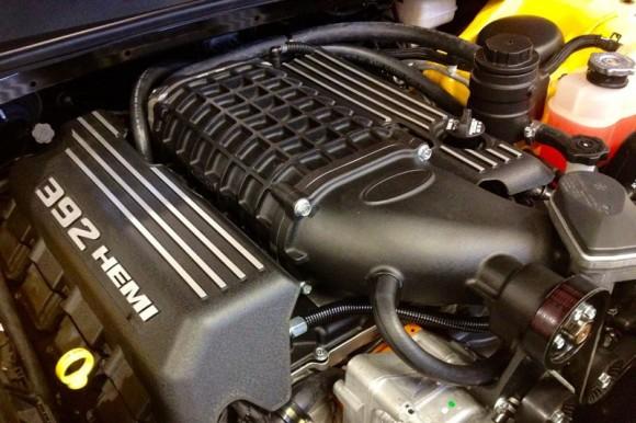 Hennessey lanza nuevos kit turbo para los modelos SRT-8 del Grupo Chrysler