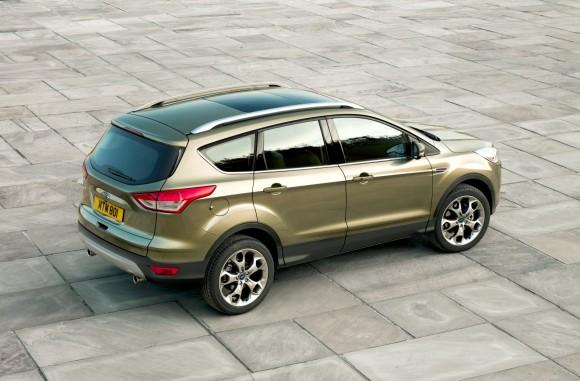 Ford Kuga, precios para el mercado español