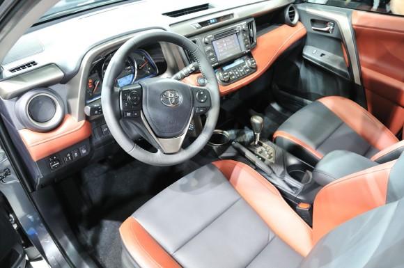 Los Ángeles 2012: Toyota RAV4