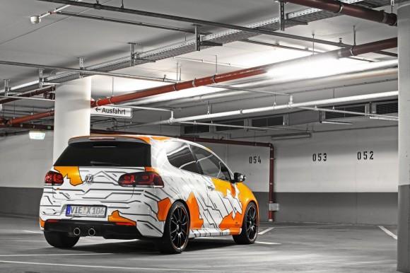 Cam Shaft se atreve con el Volkswagen Golf R