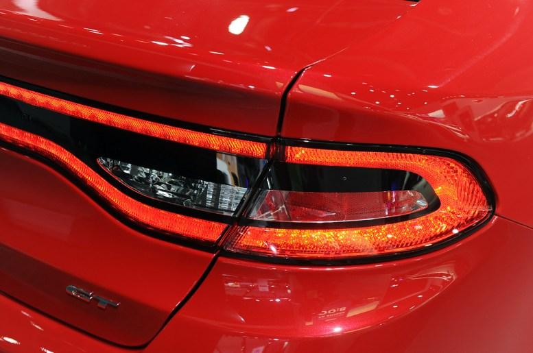 Detroit 2013: Dodge Dart GT