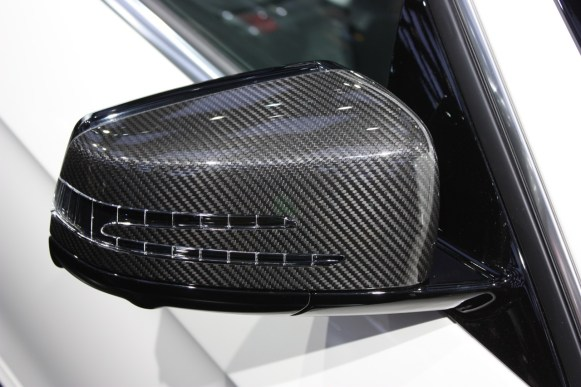 Detroit 2013: Mercedes E63 AMG 4Matic