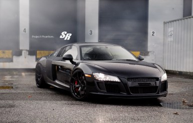 Audi R8 Project Phantom