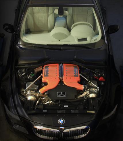 G-Power se atreve con el interior del BMW M6