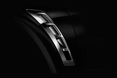 Europa: Infiniti FX Black and White Edition