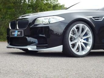BMW M5 por Hartge