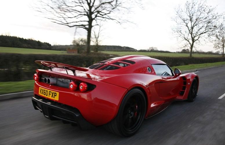 Hennessey Venom GT a la venta