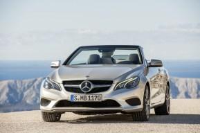 Mercedes Clase E Cabrio, nuevas fotos