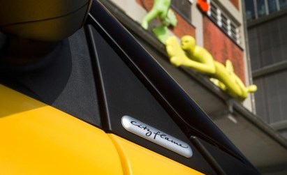 """Smart ForTwo """"Cityflame"""""""