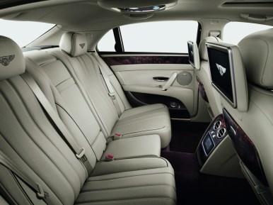 Bentley Continental Flying Spur, primeras imágenes filtradas