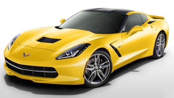 Nuevo configurador online para el Chevrolet Corvette Stingray