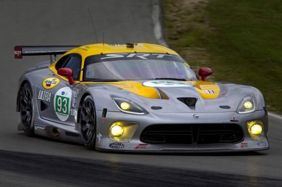SRT Viper GTS-R Mid-Ohio 2012