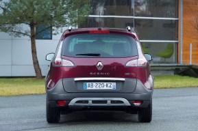 Renault Scénic XMOD, el sucesor del RX4