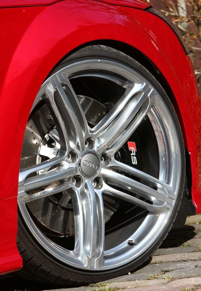 Audi TT-RS por FolienCenter