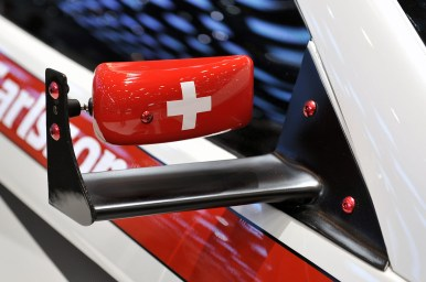 Ginebra 2013: Carlsson SLK 340 Judd