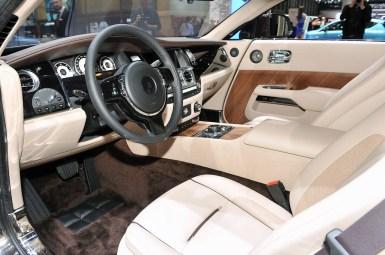 Ginebra 2013: Rolls-Royce Wraith