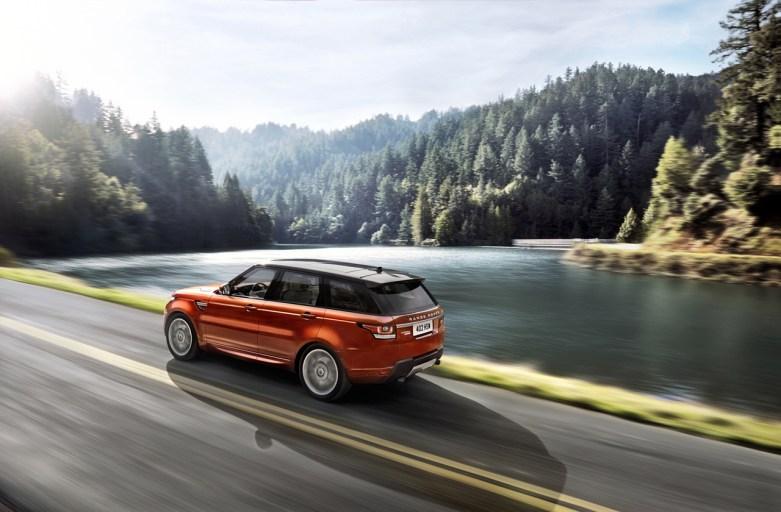 Range Rover Sport, ya es oficial