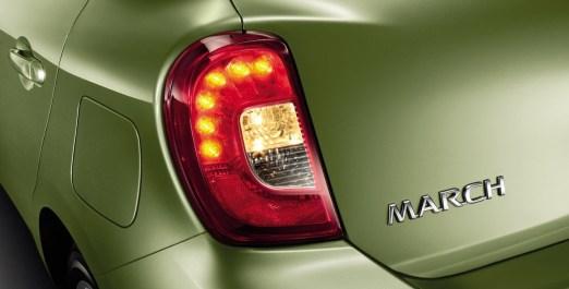 Las primeras imágenes del lavado de cara del Nissan Micra