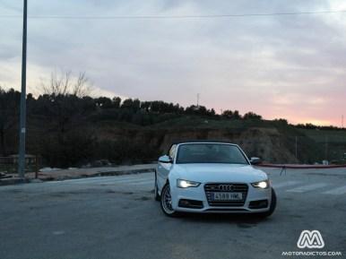 Prueba Audi S5 Cabrio 3.0 TFSI 333 caballos (parte 2)