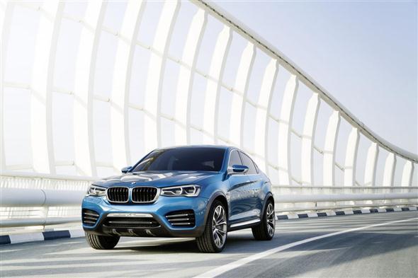 El BMW X2 llegará en 2017