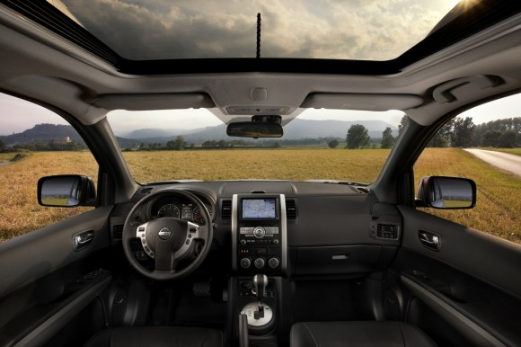 """Nissan X-Trail """"360"""""""