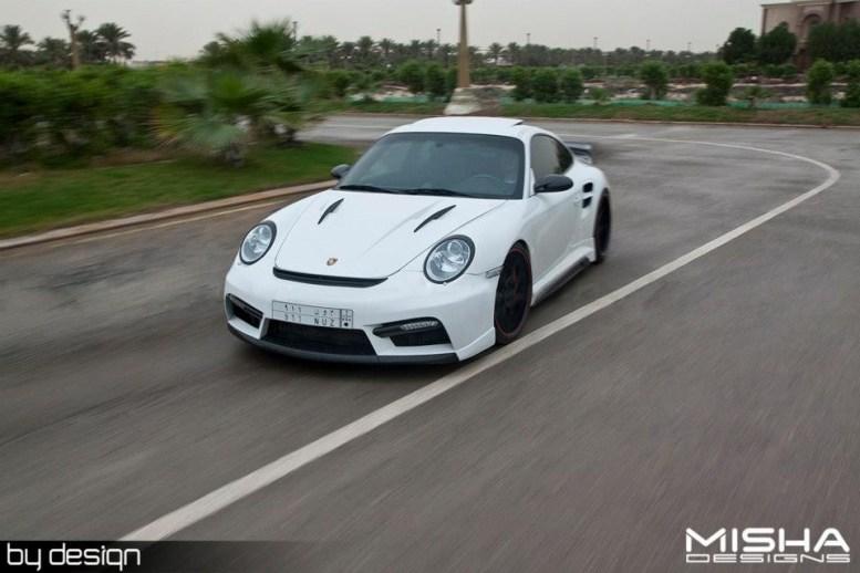 Misha Design Porsche 911 GTM