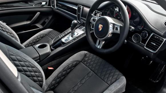 Porsche Panamera Super Sport