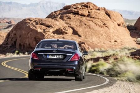 Mercedes-Benz S 350 BlueTec (W 222) 2013