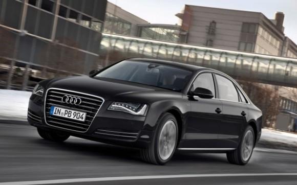 El Audi A9 será una berlina Allroad