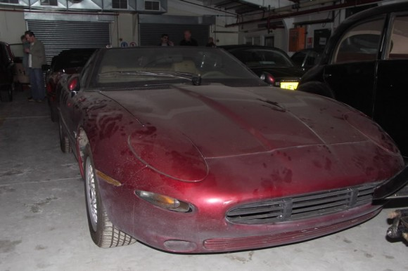 El Jaguar F-Type original que nunca llegó a producción