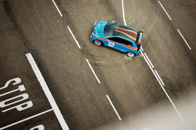 Renault Twin'Run Concept, ya es oficial: 320 CV y un aspecto muy llamativo