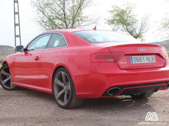 Prueba Audi RS5 (parte 1)
