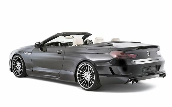 BMW Serie 6 Cabrio por Hamann