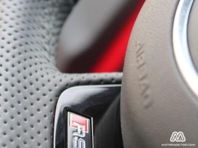 Prueba Audi RS5 (parte 2)