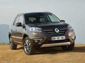 Renault Koleos 2014, múltiples cambios