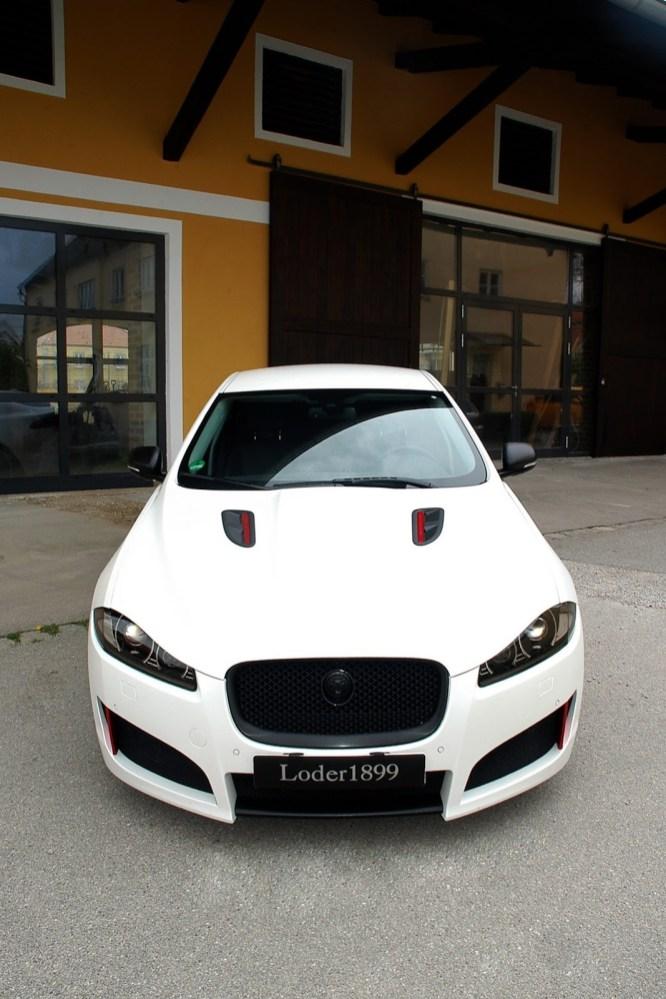 Jaguar XF V6 3.0d por Loder1899
