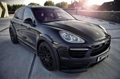 Porsche Cayenne por Prior Design