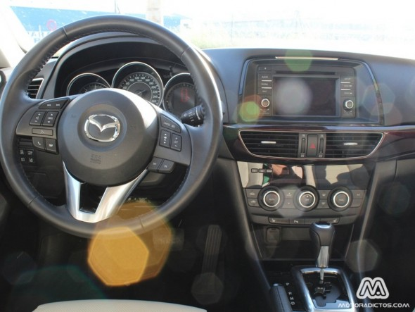 Mazda 6 Luxury Skyactiv D 2.2 175 caballos (parte 2)