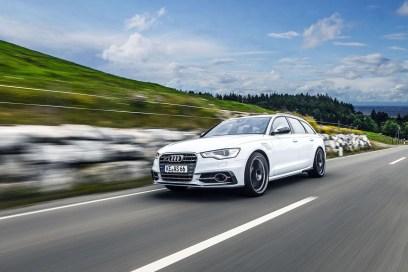 ABT AS6-R, basado en el Audi S6 Avant