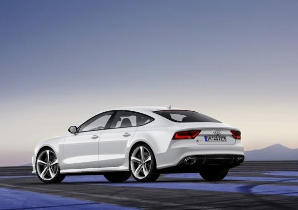 Audi RS7 Sportback, precios para España