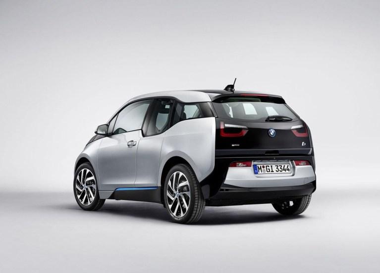 Ya es oficial: BMW i3