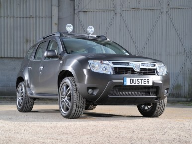 "Dacia Duster ""Black Edition"""