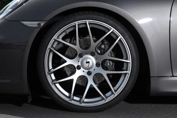 Porsche Boxster por Schmidt Revolution