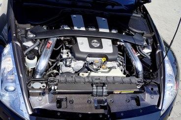 Nissan 370Z Black Bullet