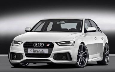 Audi A4 y S4 por Caractere Exclusive