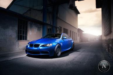 BMW M3 E92 por Alpha-N Performance