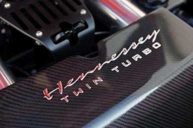 740 caballos para el Ferrari 458 Spider de Hennessey Performance