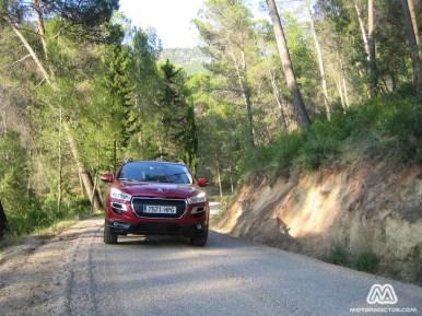 Peugeot 4008 1.8 HDi 150 CV 4×4, a prueba (Parte 2)