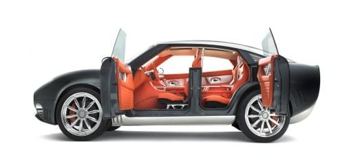 Spyker presentará su nuevo SUV en Ginebra