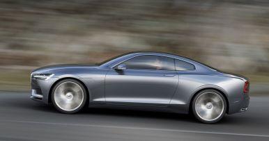 Megagalería de imágenes: Volvo Concept Coupé